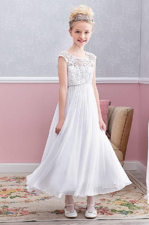 Emmerling Kommunionkleid EMMA lang white