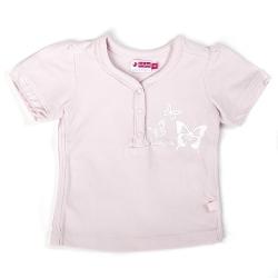 Ducky Beau T-Shirt rosa