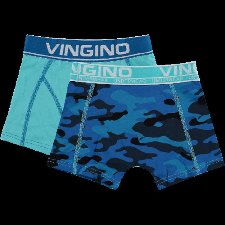 Vingino Boxer/Short 2er-Pack SKAI ibiza blue