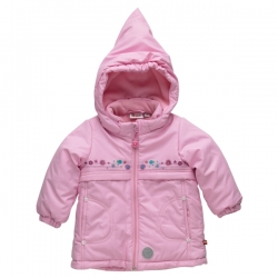 Lego Wear Duplo Girl Winterjacke rosa