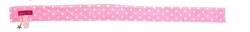 Kiezel-tje Haarband pink star