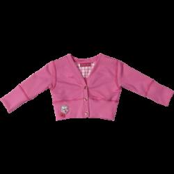 Kiezel-tje Cardigan pink