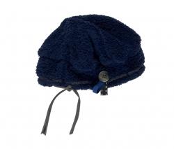 Kiezel-tje Teddy-Mütze blau