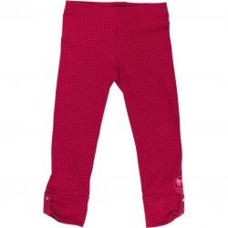 Kiezel-tje Legging Dot pink