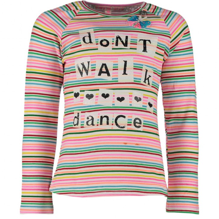 Mim-Pi Langarm-Shirt/Longsleeve Streifen bunt