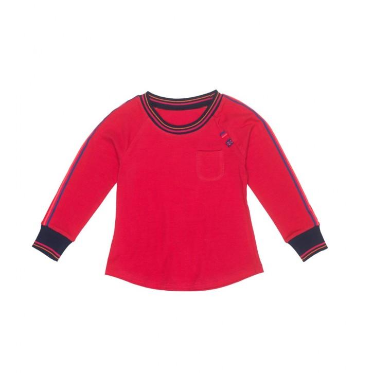 Mim-Pi Langarm-Shirt/Longsleeve pink