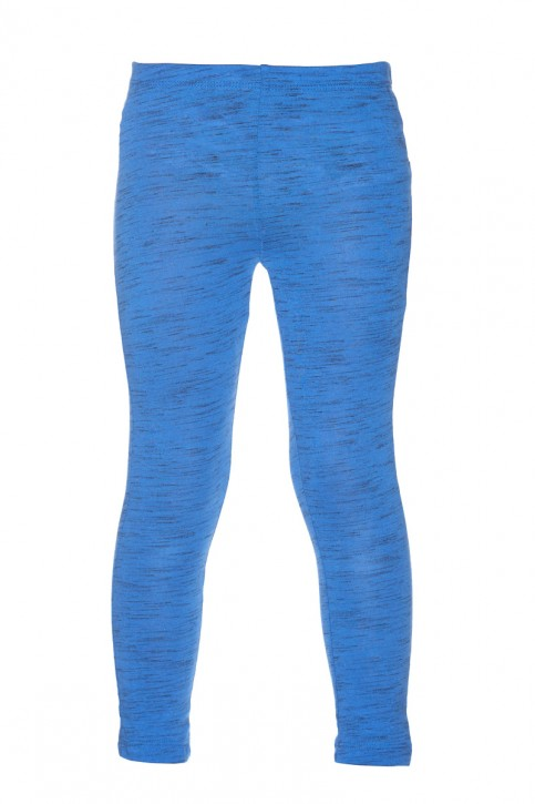 Mim-Pi Legging jeansblau meliert