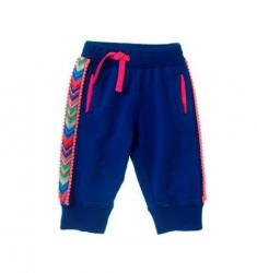 Mim-Pi Baby Sweat-Hose blau