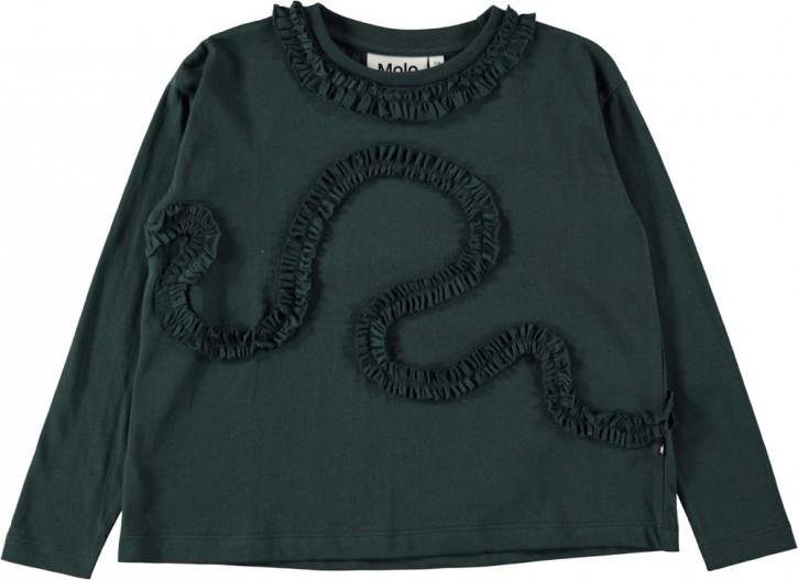 Molo Mädchen Langarm-Shirt/Longsleeve ROMEY oil