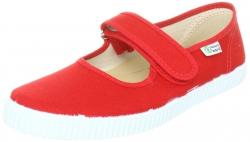 NATURAL WORLD Mädchen Schuhe rot