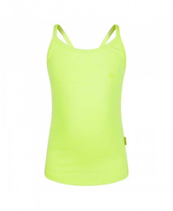RETOUR DENIM Spagetti-Top BELINDA neon yellow
