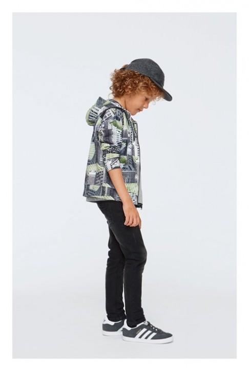 Molo Jungen Slimfit Jeans AKSEL washed black