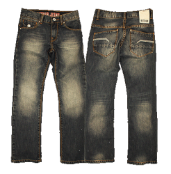 RETOUR Jeans Santo dark blue denim
