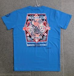 Scorpion Bay T-Shirt warm sensible Cantina royal