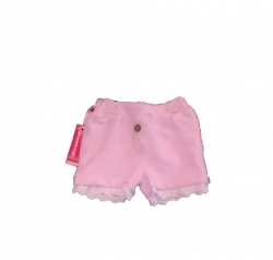 Kiezel-tje Mini Sweat-Short light pink
