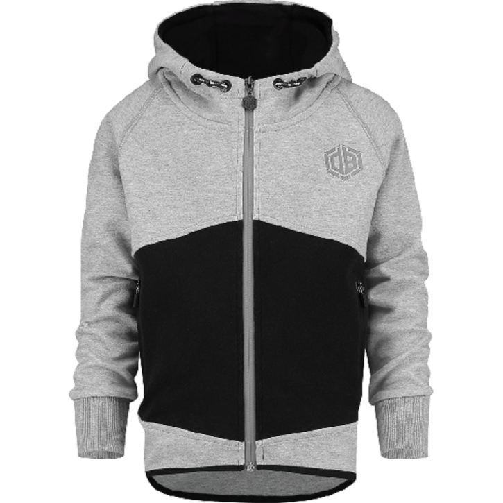 Vingino Kapuzen-Sweat-Jacke OTGAR grey mele