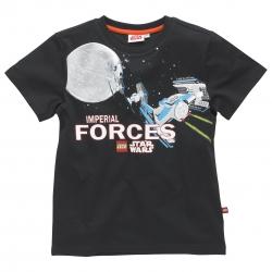 Lego Wear Kinder T-Shirt Star Wars schwarz