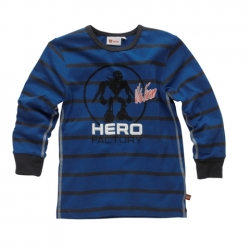Lego Wear HERO FACTORY Langarmshirt blau