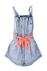 Vingino Träger-Kleid Jeans PAULIEN