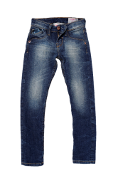 Vingino Slimfit Jeans ALBERTINA blue denim