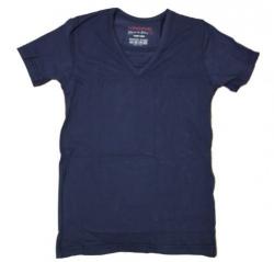 Vingino Basic-T-Shirt V-NECK navy