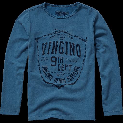 Vingino Schlafanzug/Pyjama WIBO SET blue ash