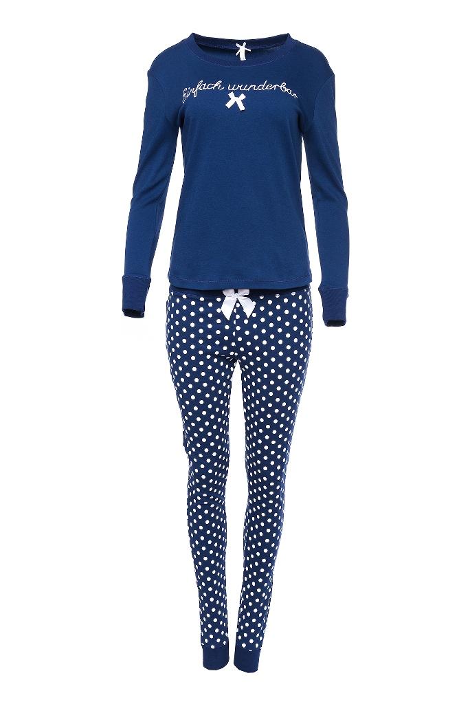 "92-116 NEU LOUIS /& LOUISA  /"" Einfach Wunderbar /"" Pyjama Bündchenhose blau Gr"