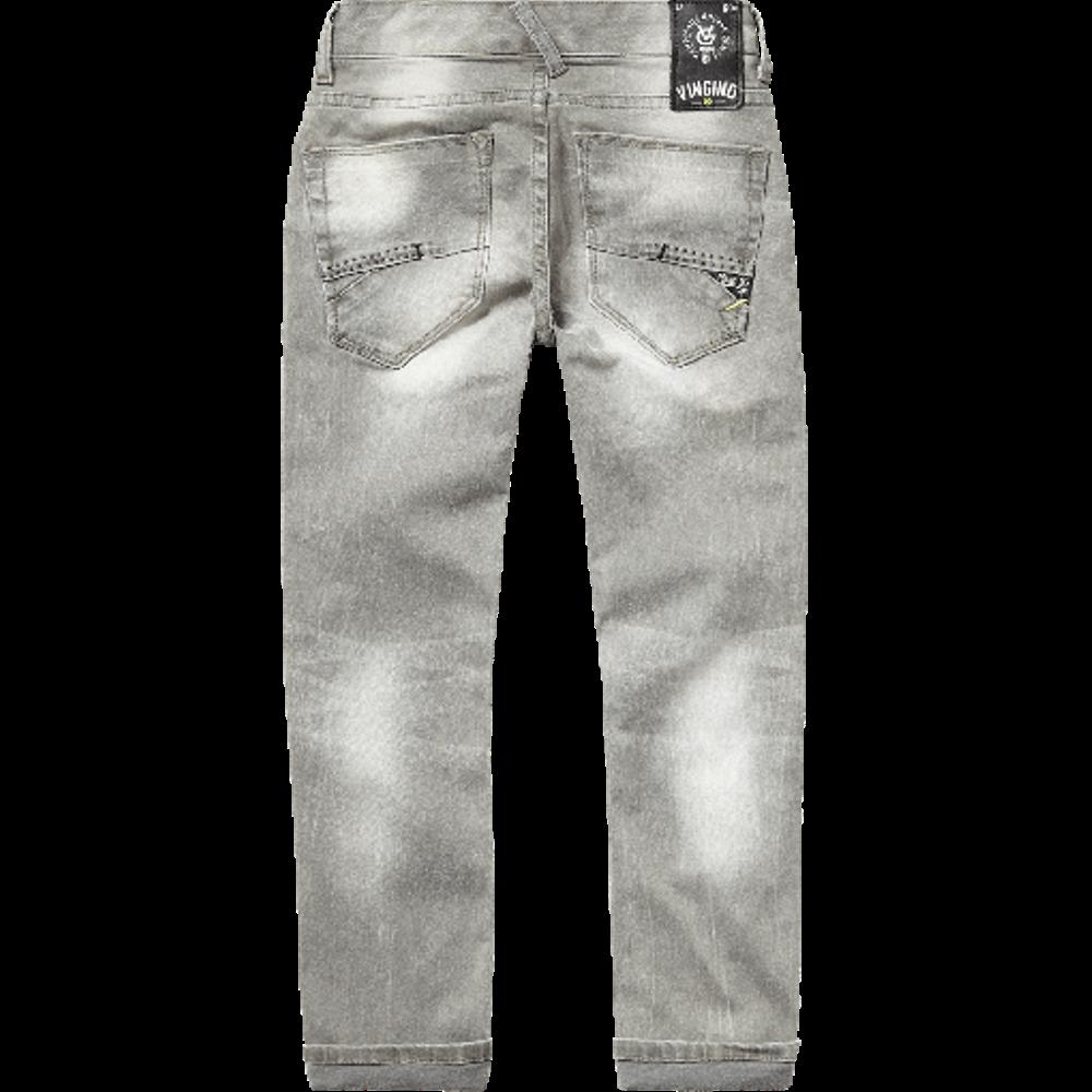 kindermode bei lieblingsdings vingino jungs skinny jeans amato light grey. Black Bedroom Furniture Sets. Home Design Ideas