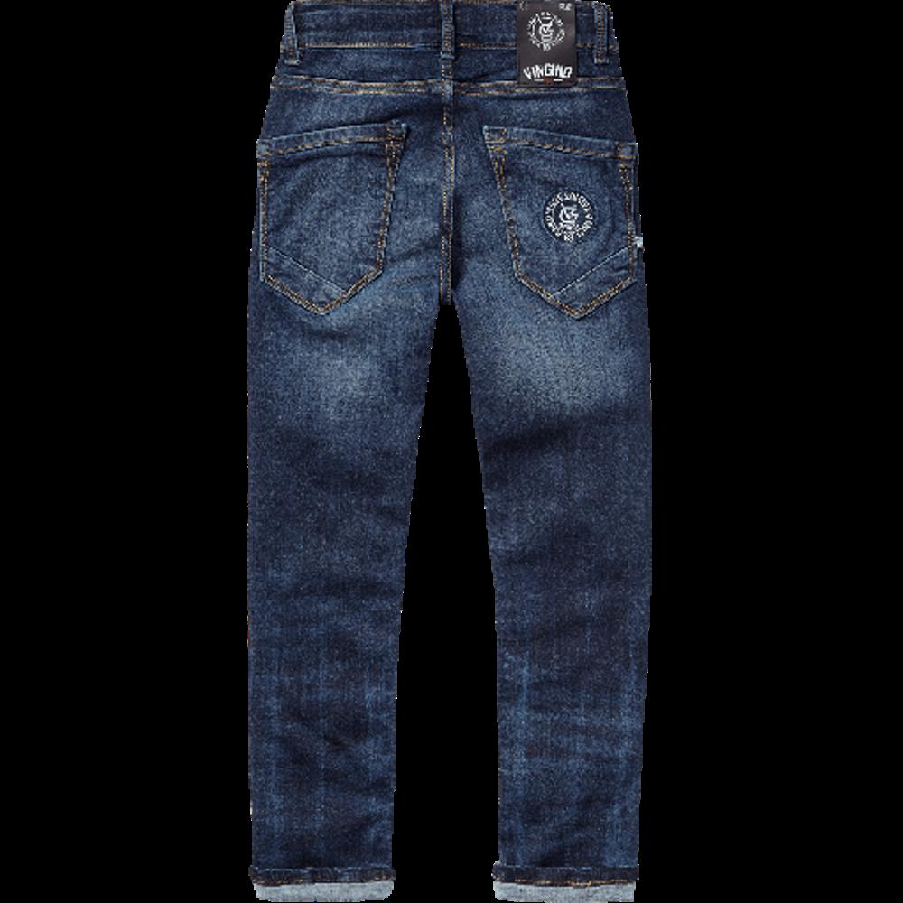 vingino jungs skinny flex fit jeans armanno dark used 164 14y armanno dark used 17 7. Black Bedroom Furniture Sets. Home Design Ideas