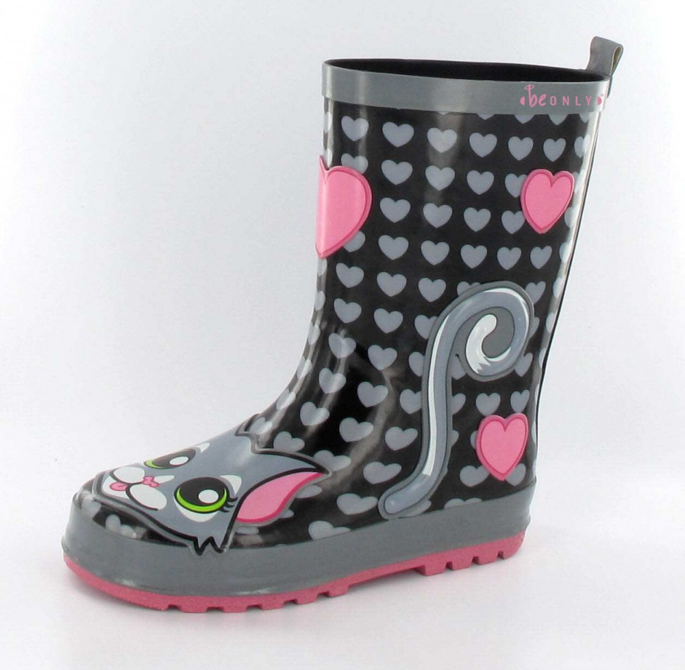 low priced bfd38 48f2e Kindermode bei Lieblingsdings - be ONLY Gummistiefel Kid Cat ...