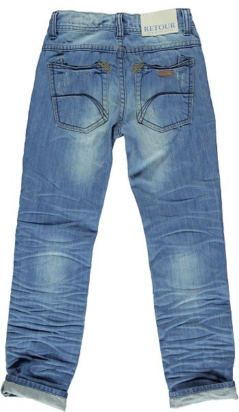 kindermode bei lieblingsdings retour jeans jake destroyed denim. Black Bedroom Furniture Sets. Home Design Ideas
