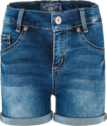 Blue Effect Mädchen Jeans-Short blue medium NORMAL