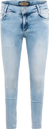 Blue Effect Jungen Skinny Jeans blue bleached NORMAL