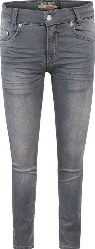 Blue Effect Jungen Ultrastretch Jeans dark grey soft used NORMAL 146