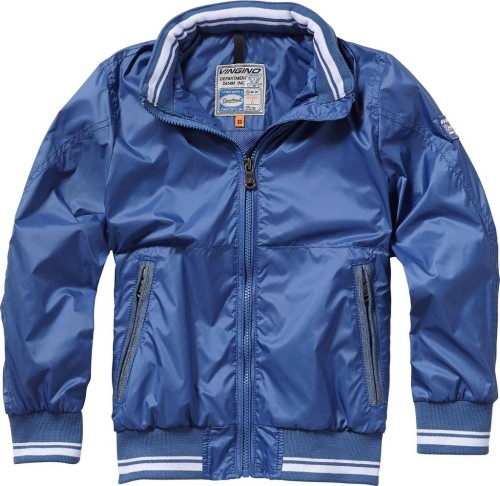Vingino Übergangs-Jacke TAURINO denim blue 164 - 14y