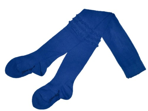 Bonnie Doon Frou Frou Strumpfhose royalblau