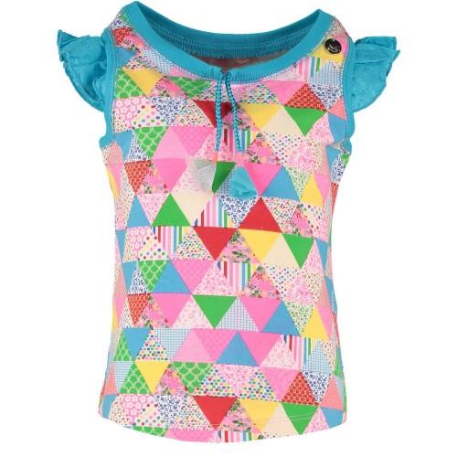 Mim-Pi T-Shirt triangle bunt