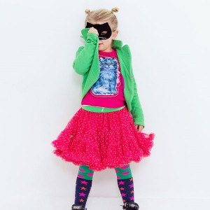 Mim-Pi Langarm-Shirt/Longsleeve Pussycat pink Gr. 140