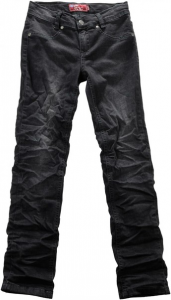 Blue Effect Mädchen Skinny Jeans 101 schwarz WEIT/COMFORT