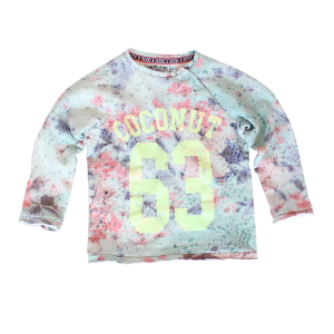 Vingino Mini Girls Sweat-Shirt NAVEANNA flowers