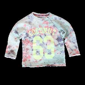 Vingino Mini Girls Sweat-Shirt NAVEANNA flowers