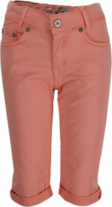Blue Effect Mädchen coloured Capri apricot