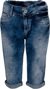 Blue Effect Mädchen Jeans Capri blue denim