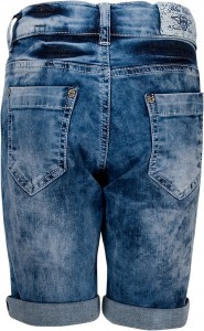 Blue Effect Mädchen Jeans-Bermuda blue denim