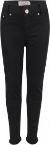 Blue Effect Mädchen High-Waist Jeans cropped schwarz SLIM
