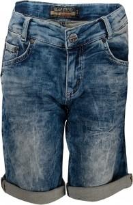 Blue Effect Jungen Sweat-Denim-Short light blue