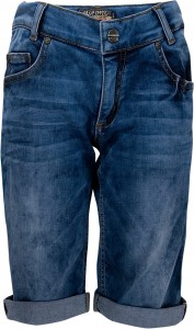 Blue Effect Jungen Jeans Bermuda blue denim