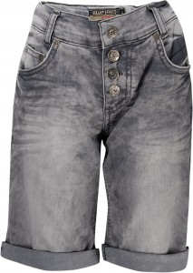 Blue Effect Jungen Jeans Short grey denim