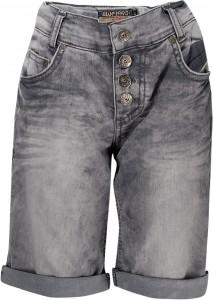 Blue Effect Jungen Jeans Short grey denim