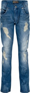 Blue Effect Jungen Jeans destroyed blue denim NORMAL